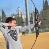 Gymkhana de Robin Hood